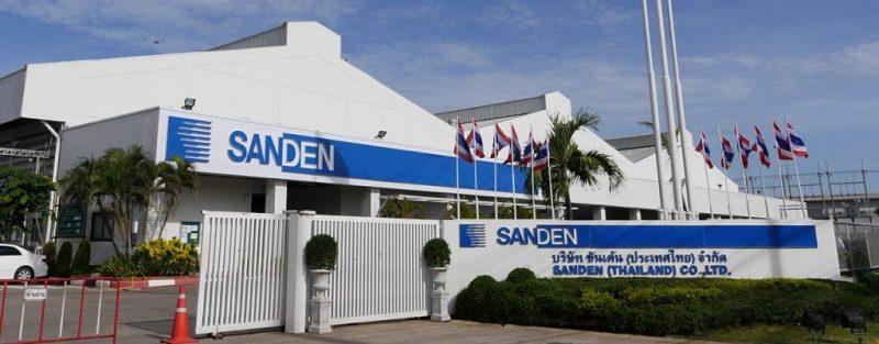 Nhà máy Sanden tại Thái Lan