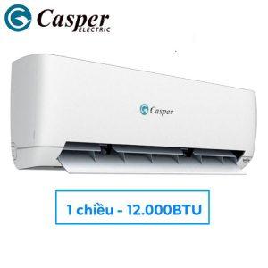 ĐIỀU HÒA CASPER 12000 R410A EC12-TL22 MỘT CHIỀU