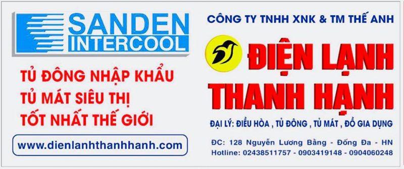 Điện lạnh Thanh Hạnh | Sanden intercool