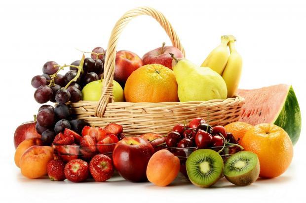 Hoa quả luôn tươi ngon trong tủ mát Sanden intercool .
