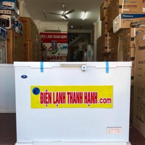 TỦ ĐÔNG SANDEN NHẬT SNH 0205 250LÍT