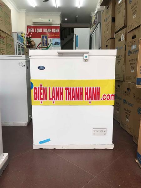 Tủ đông Sanden intercool Nhật SNH 0155 150L