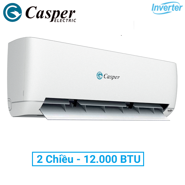 ĐIỀU HÒA CASPER 12000BTU 2 CHIỀU INVERTER GH-12TL22