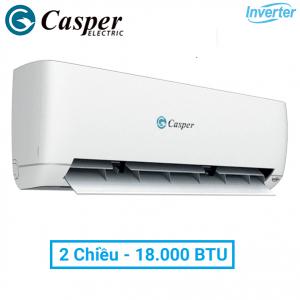 ĐIỀU HÒA CASPER 2 CHIỀU INVERTER IH-18TL22 18000BTU
