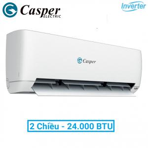 ĐIỀU HÒA CASPER 2 CHIỀU INVERTER IH-24TL22