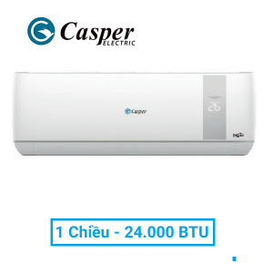 ĐIỀU HOÀ CASPER 24000BTU 1 CHIỀU SC-24TL22