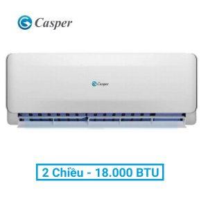 ĐIỀU HÒA CASPER 18000BTU 2 CHIỀU EH-18TL22