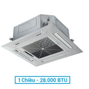 ĐIỀU HÒA CASPER ÂM TRẦN CC-28TL22 1 CHIỀU 28000 BTU