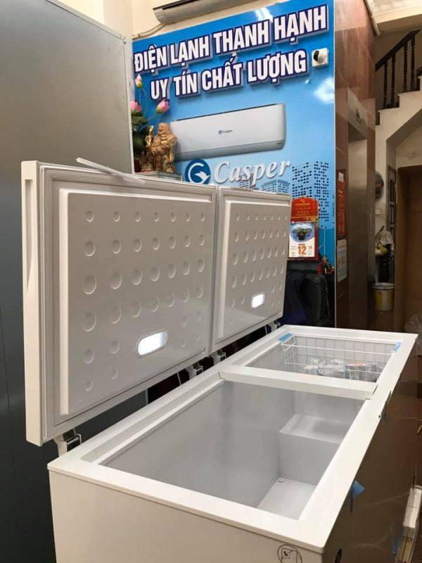 Đèn led tủ đông sanden intrercool 600 lít Tổng đại lý tại Hà nội .