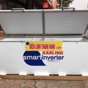 TỦ ĐÔNG DARLING SMART INVERTER DMF-9779ASI 1000L