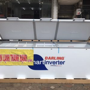 TỦ ĐÔNG DARLING INVERTER SMART DMF-1279 ASI 1500L